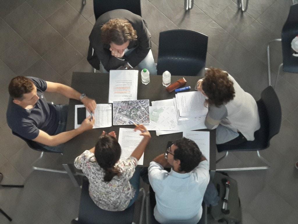 Storie di urisers: l'esperienza di Elisabetta Caruso all'Urban Center di Bologna