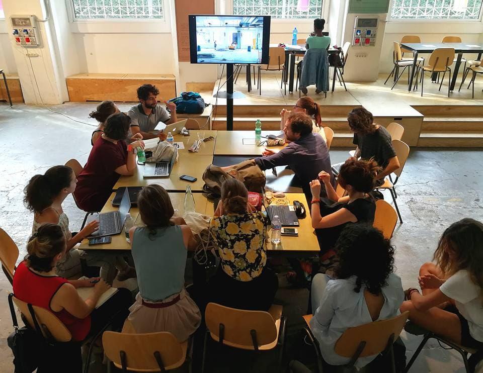 Storie di urisers: l'esperienza di Camilla Caironi a BASE Milano