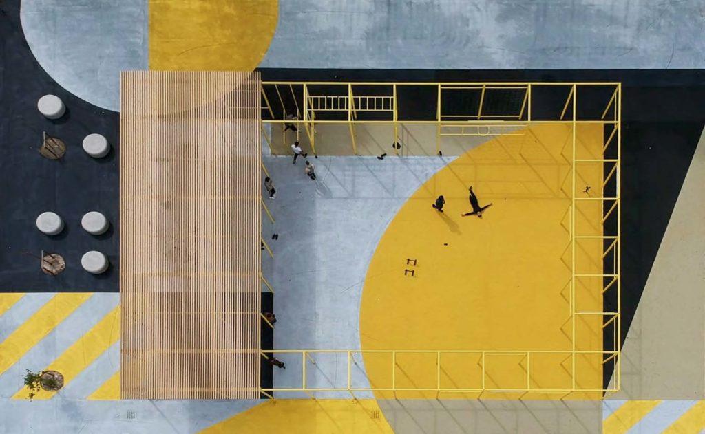 Una nuova piazza per Aprilia, tra spazio pubblico ed autocostruzione. Una conversazione con il collettivo orizzontale