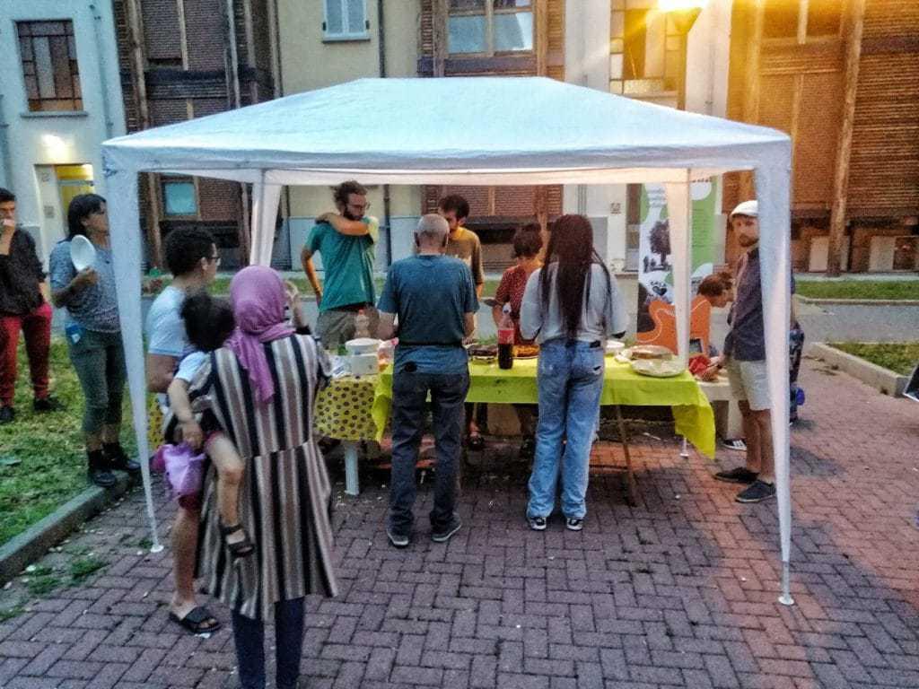 Casa Barriera. Un progetto di coabitazione giovanile solidale a Torino